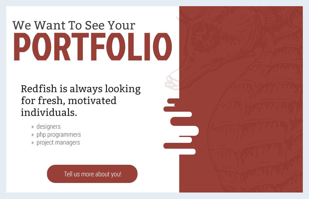 Show Us Your Portfolio
